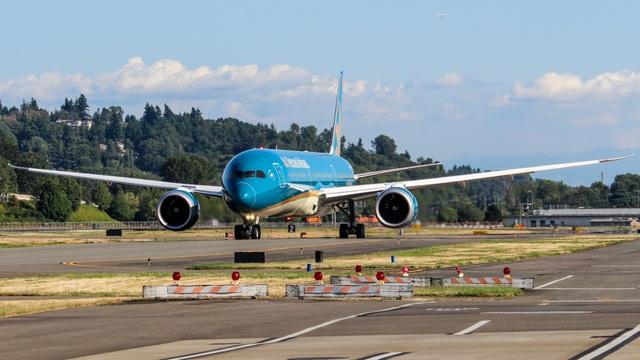 """Tối nay, """"siêu máy bay"""" Boeing 787-10 đầu tiên có mặt tại Việt Nam - 5"""