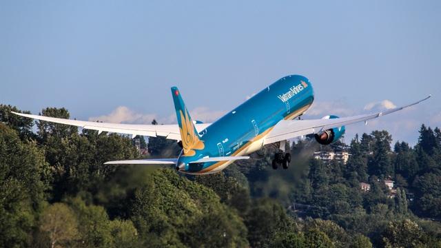 """Tối nay, """"siêu máy bay"""" Boeing 787-10 đầu tiên có mặt tại Việt Nam - 7"""