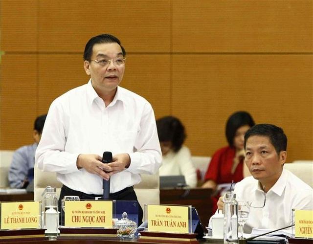 Bộ trưởng Chu Ngọc Anh than khó khi nhận câu hỏi lớn về sở hữu trí tuệ - 1