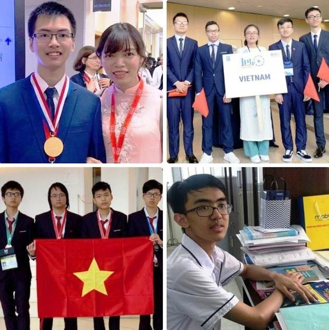 Học sinh Thanh Hóa dẫn đầu cả nước về huy chương Olympic quốc tế - 1