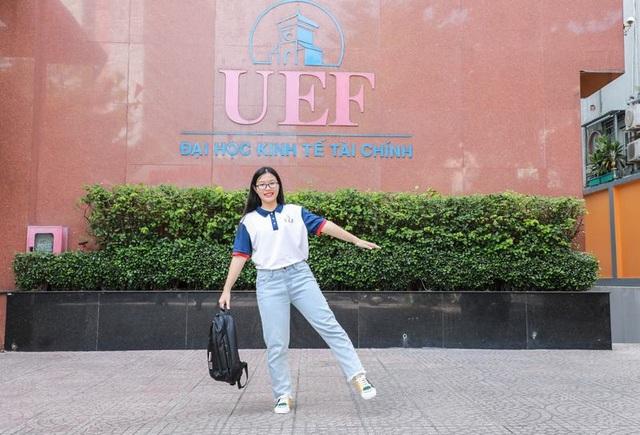 Nữ sinh viết tiếp giấc mơ đại học với suất học bổng toàn phần từ UEF - 1