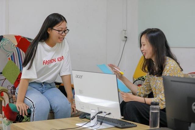 Nữ sinh viết tiếp giấc mơ đại học với suất học bổng toàn phần từ UEF - 2