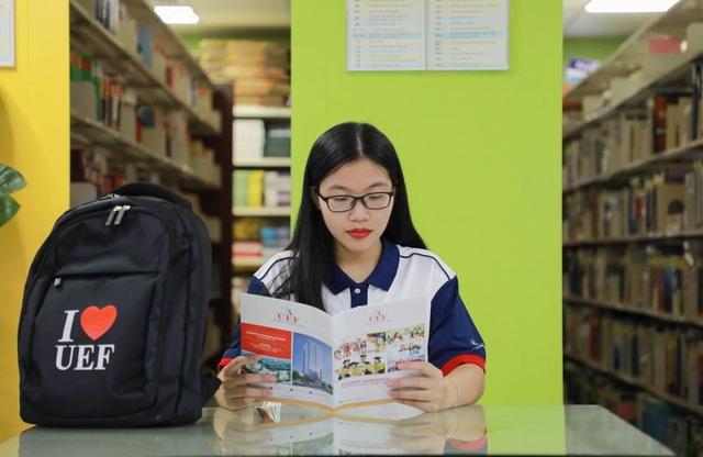 Nữ sinh viết tiếp giấc mơ đại học với suất học bổng toàn phần từ UEF - 4