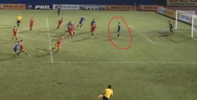 HA Gia Lai phản ứng trọng tài vì bàn thắng gây tranh cãi ở sân Bình Dương - 1