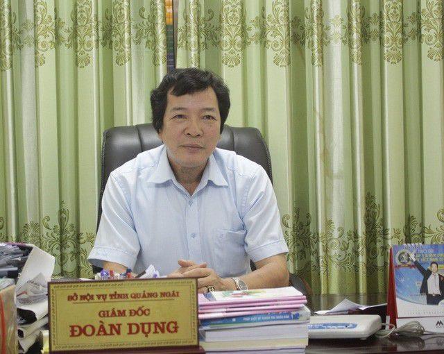 Vụ tố cáo Giám đốc Sở Nội vụ: Không phát hiện mục đích vụ lợi - 1