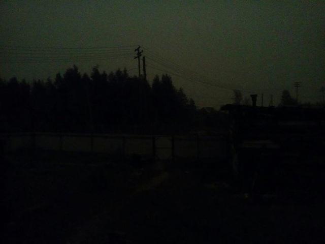 Người dân hốt hoảng tỉnh dậy giữa ban ngày mà trời vẫn tối đen như mực - 1