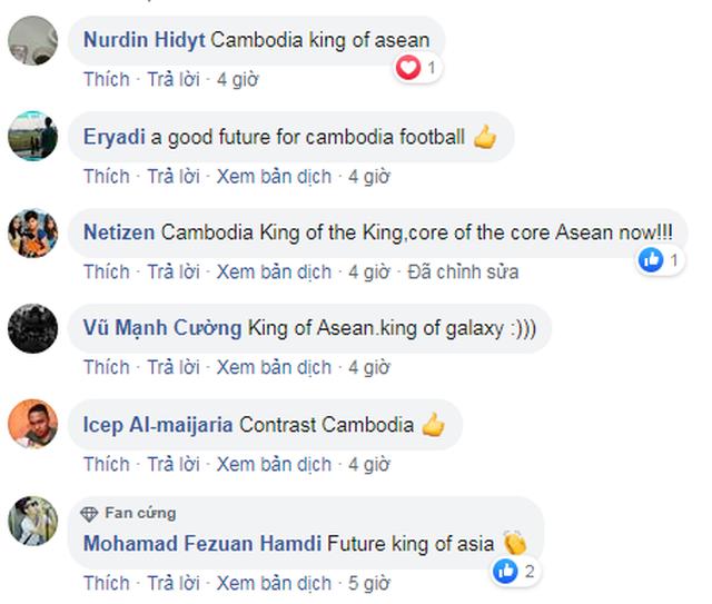 """Hạ gục hai """"ông kẹ"""", U18 Campuchia được ví như… Vua Đông Nam Á - 3"""