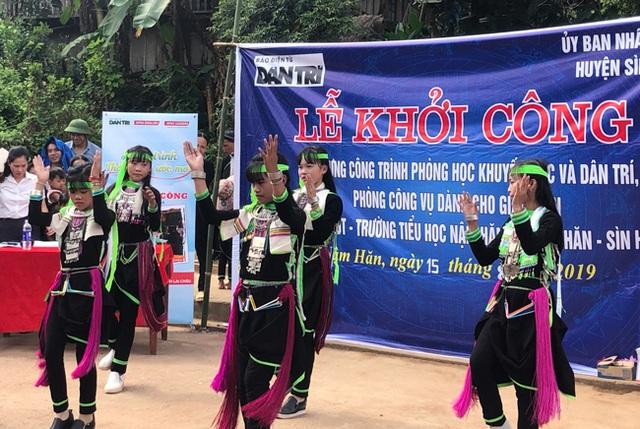 Báo Dân trí vượt hàng trăm cây số xây phòng học tặng các em học sinh dân tộc Dao - 2