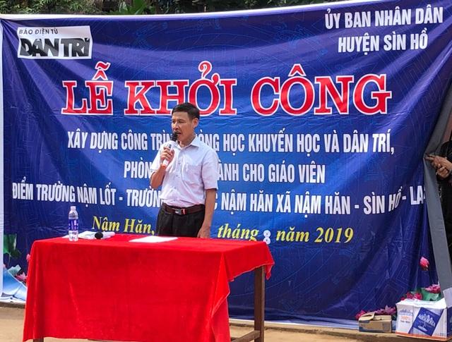 Báo Dân trí vượt hàng trăm cây số xây phòng học tặng các em học sinh dân tộc Dao - 6