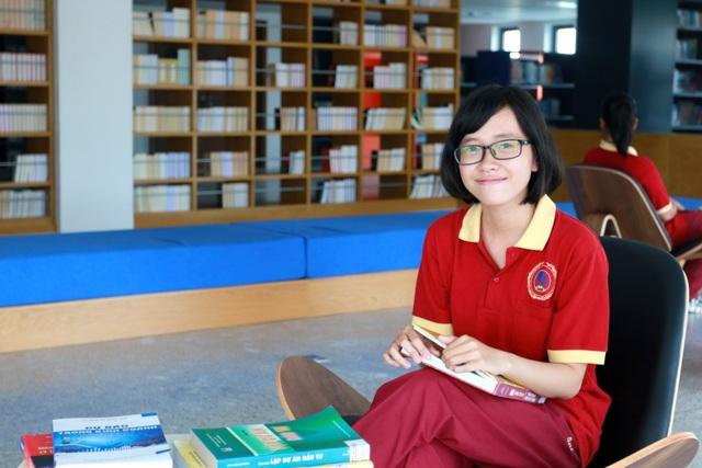 Nữ sinh vượt khó học giỏi giành học bổng toàn phần của SIU - 1