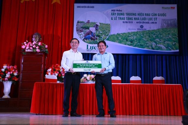 Tập đoàn Minh Hưng đồng hành cùng nhà nông phát triển sản xuất rau an toàn - 5