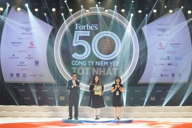 Top 50 công ty niêm yết 2019 của Forbes ghi nhận sự lớn mạnh của các doanh nghiệp tư nhân hàng đầu - 1