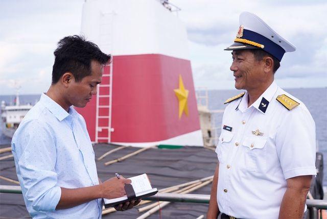 Nhiệm vụ của chúng tôi là bảo vệ vững chắc chủ quyền Quần đảo Trường Sa - 1