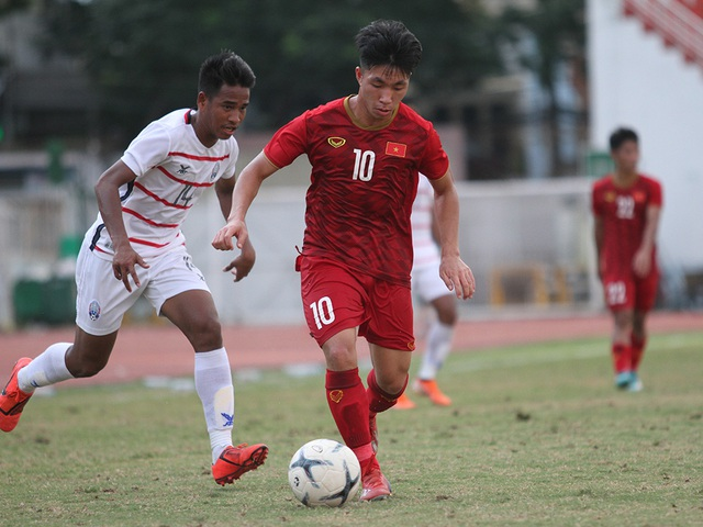 Đừng trách HLV Hoàng Anh Tuấn khi thực lực U18 Việt Nam quá kém - 1