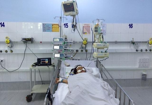 Bé 8 tuổi tử vong sau 30 phút nhập viện - 2