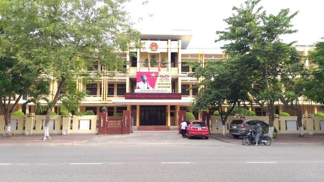 Chủ tịch HĐND và Trưởng Ban Tổ chức Thành ủy TP Hà Tĩnh bị kỷ luật - 1