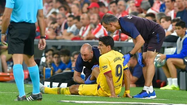 Barcelona lĩnh đòn đau sau cú sốc thất bại ngày mở màn La Liga - 1