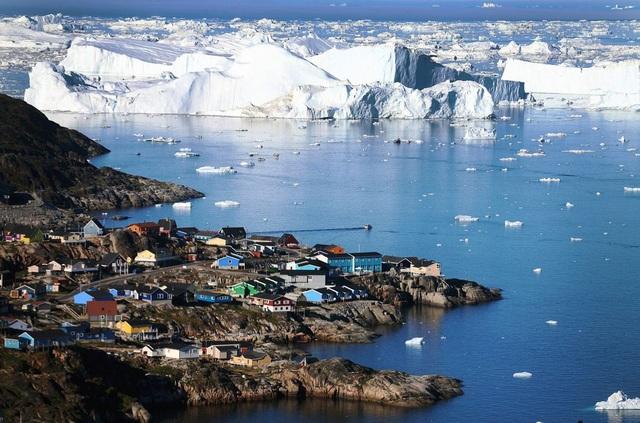 """""""Ý tưởng khủng khiếp"""" của Tổng thống Trump:  Mua hòn đảo lớn nhất thế giới Greenland, Đan Mạch không bán - 1"""