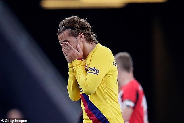 Vắng Messi, Barcelona gục ngã trước Bilbao ở ngày mở màn La Liga - 4