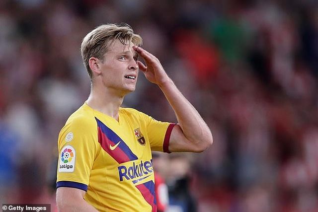 Vắng Messi, Barcelona gục ngã trước Bilbao ở ngày mở màn La Liga - 3