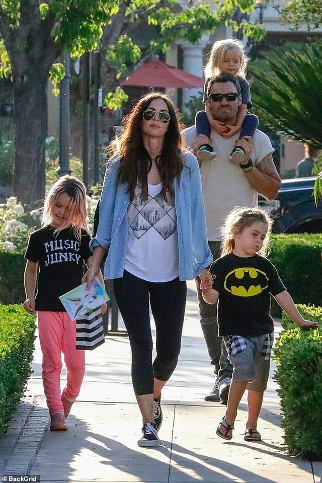 Mỹ nhân Megan Fox từng bị chồng từ chối phũ phàng, không muốn hẹn hò - 3