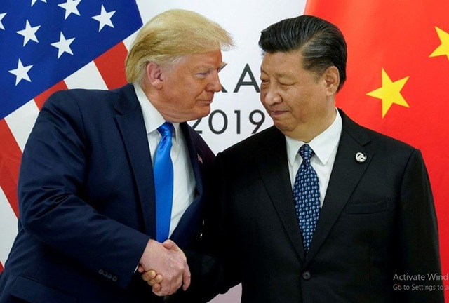 Thương chiến Mỹ - Trung: Dền dứ và khẩu chiến - 1