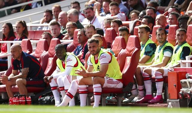 "Arsenal 2-1 Burnley: ""Song sát"" Lacazette - Aubameyang tỏa sáng - 7"