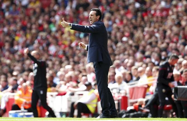 "Arsenal 2-1 Burnley: ""Song sát"" Lacazette - Aubameyang tỏa sáng - 6"