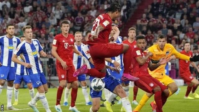 Bayern Munich 2-2 Hertha Berlin: Màn ra quân gây thất vọng của Hùm xám - 5