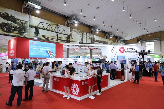 Việt Nam – Đài Loan tăng cường quan hệ giao thương mạnh mẽ trong năm 2019 - 1