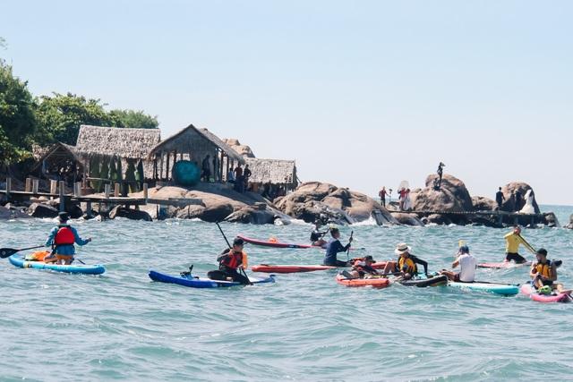 Đà Nẵng: Lần đầu tiên ra quân dọn rác dưới đáy biển - 1