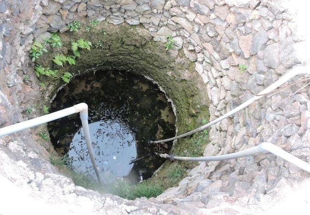 Nước mặn uy hiếp túi nước ngọt trên đảo Lý Sơn - 1