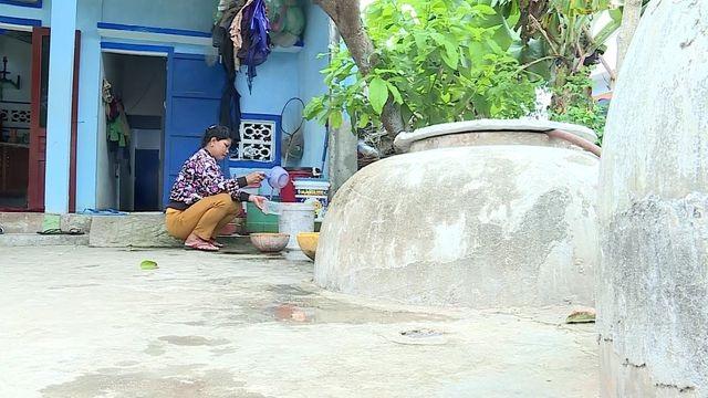Nước mặn uy hiếp túi nước ngọt trên đảo Lý Sơn - 2