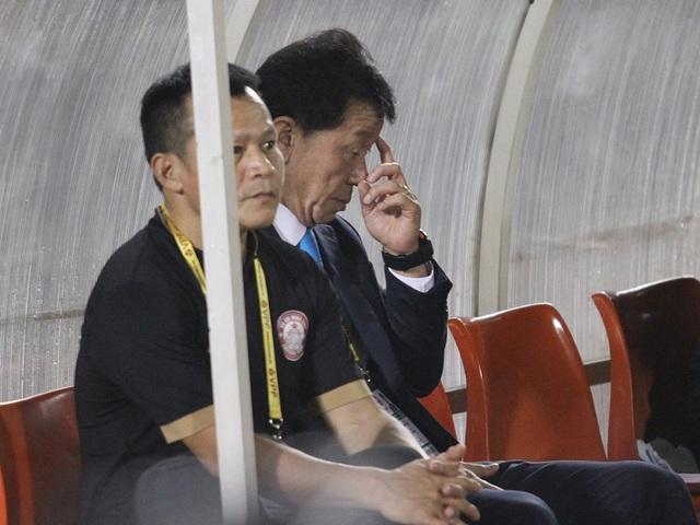 HLV Chung Hae Seong thừa nhận TPHCM khó vô địch V-League 2019 - 1