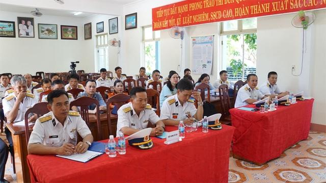 Nhiệm vụ của chúng tôi là bảo vệ vững chắc chủ quyền Quần đảo Trường Sa - 2
