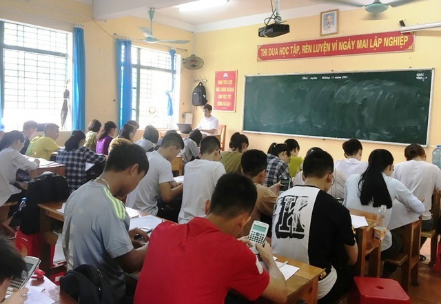 Thanh Hóa đề xuất tạm dừng tổ chức thi học sinh giỏi năm học 2019-2020 - 1