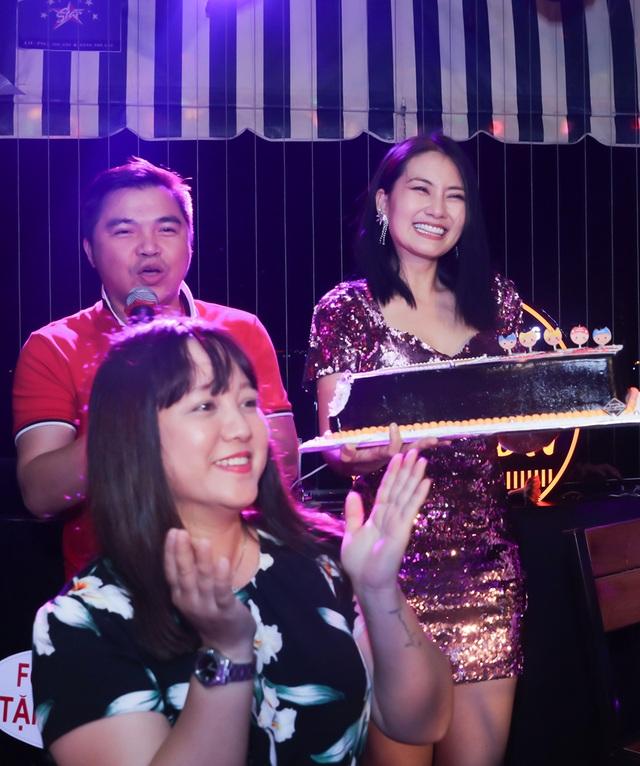 Ngọc Lan tiết lộ từng không có tiền mua vé xem ca nhạc, khóc nức nở khi Phương Thanh hát mừng sinh nhật - 4