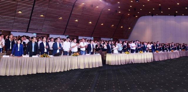 Hơn 1.500 nhân viên kinh doanh tham dự Lễ ra quân và đào tạo dự án Nhơn Hội New City - 1