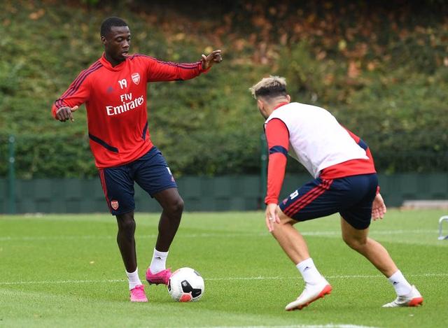 Ozil, Kolasinac trở lại sẵn sàng sát cánh cùng Arsenal - 8