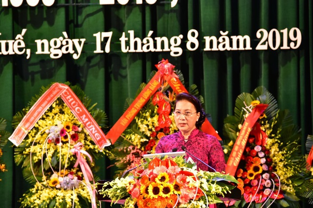 Thừa Thiên Huế đón nhận Huân chương Độc lập hạng Nhất nhân 30 năm tái lập tỉnh - 5