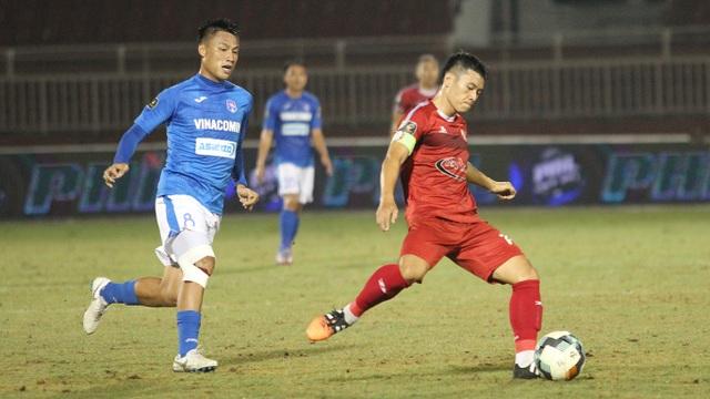 Vòng 22 V-League: HA Gia Lai gồng mình cho cuộc chiến trụ hạng - 2