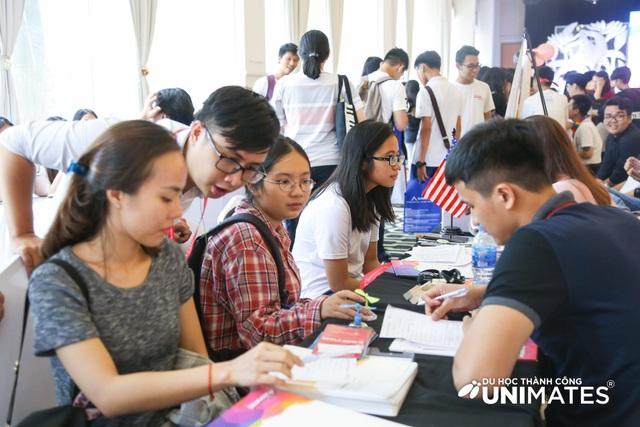 Cơ hội học bổng lên đến 100% tại ngày hội du học các nước mùa thu 2019 - 2