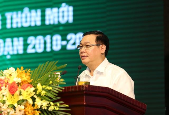 Phó Thủ tướng: Không chủ quan trong xây dựng nông thôn mới - 2