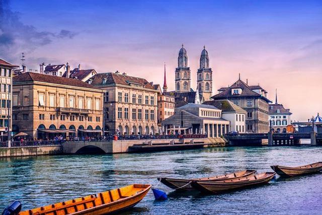 Ghé thăm những thành phố du học tốt nhất thế giới năm 2019 - 8