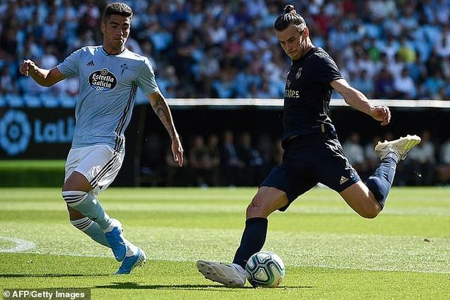 Modric bị thẻ đỏ, Real Madrid vẫn thắng thuyết phục Celta Vigo - 7
