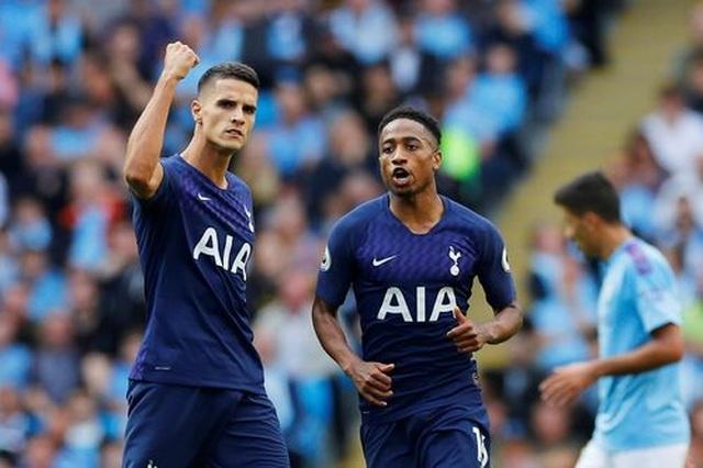 Man City 2-2 Tottenham: VAR lại gieo sầu cho Man City - 8