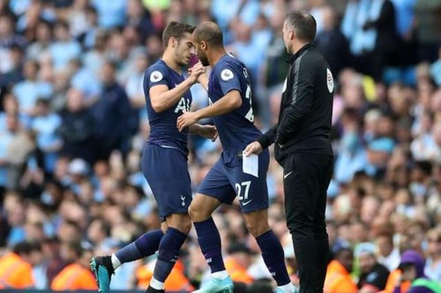 Man City 2-2 Tottenham: VAR lại gieo sầu cho Man City - 14