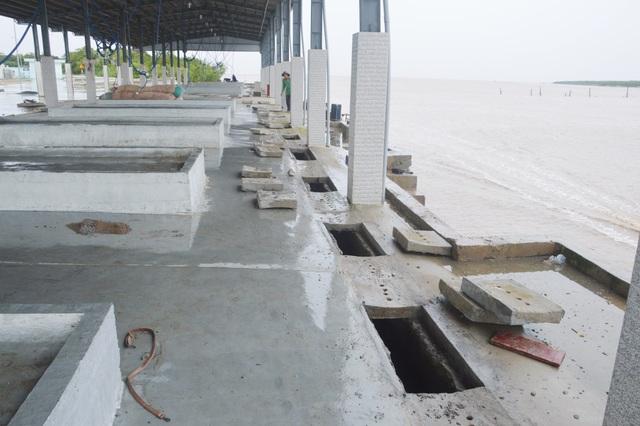 Sở Nông nghiệp Sóc Trăng giải trình lý do bến cá Mỏ Ó chậm đưa vào sử dụng - 3