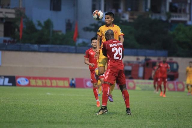 CLB Thanh Hóa thua đậm CLB Hải Phòng trong ngày HLV mới ra mắt - 1