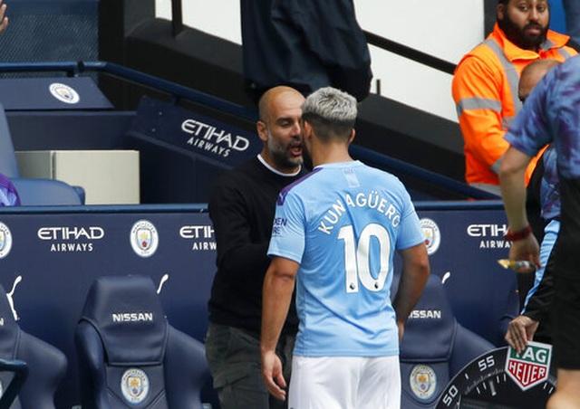 Man City 2-2 Tottenham: VAR lại gieo sầu cho Man City - 15